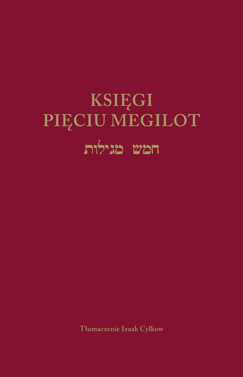 Księgi Pięciu Megilot - Ebook (Książka PDF) do pobrania w formacie PDF
