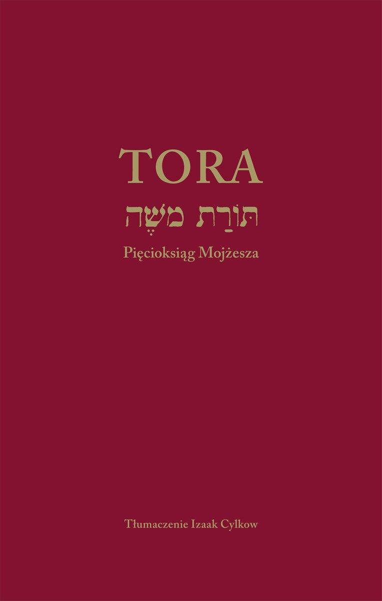 Tora – Pięcioksiąg Mojżesza - Ebook (Książka PDF) do pobrania w formacie PDF