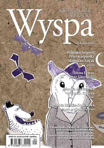 WYSPA Kwartalnik Literacki - nr 4/2011 (20) - Ebook (Książka PDF) do pobrania w formacie PDF
