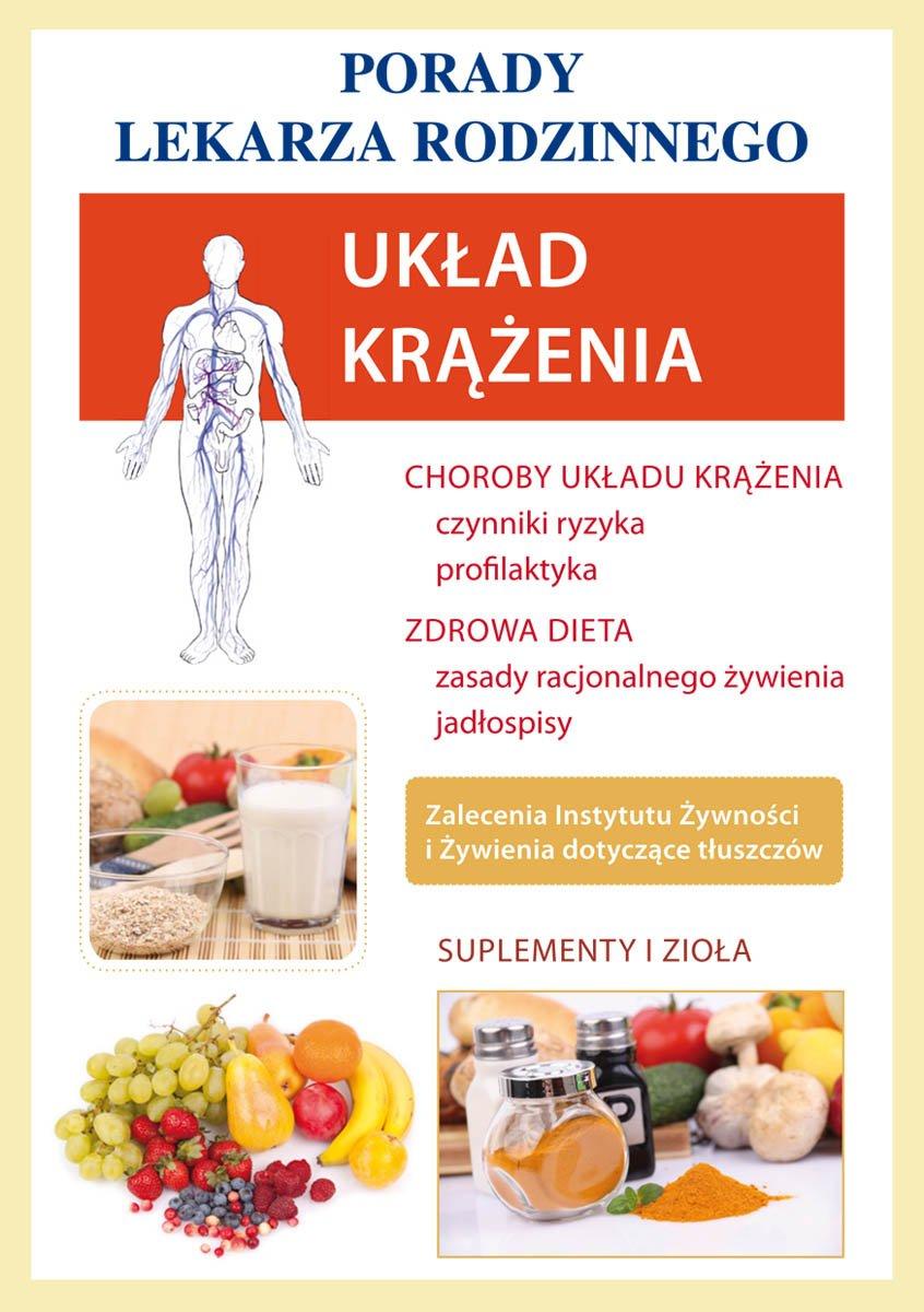 Układ krążenia. Porady lekarza rodzinnego - Ebook (Książka PDF) do pobrania w formacie PDF