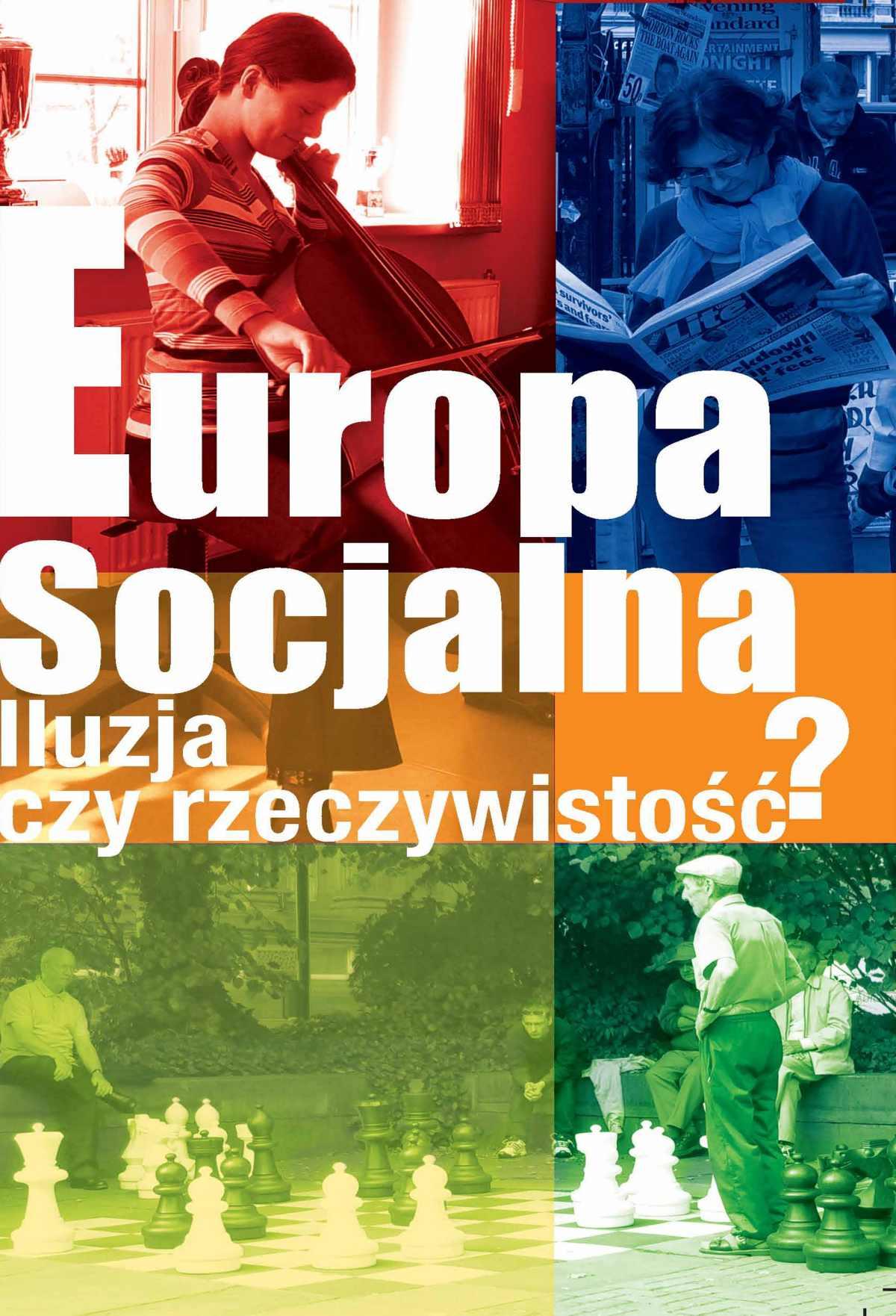 Europa socjalna - Ebook (Książka PDF) do pobrania w formacie PDF