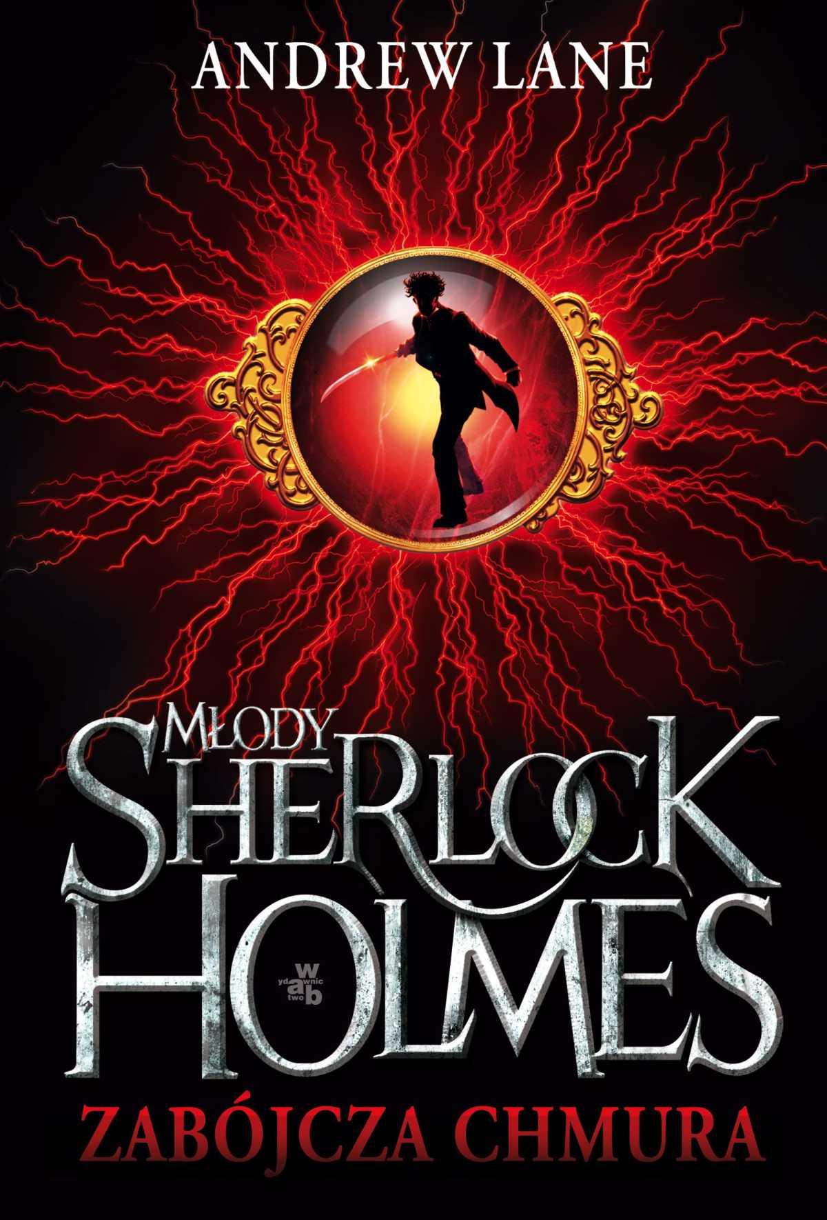 Młody Sherlock Holmes. Zabójcza chmura - Ebook (Książka na Kindle) do pobrania w formacie MOBI