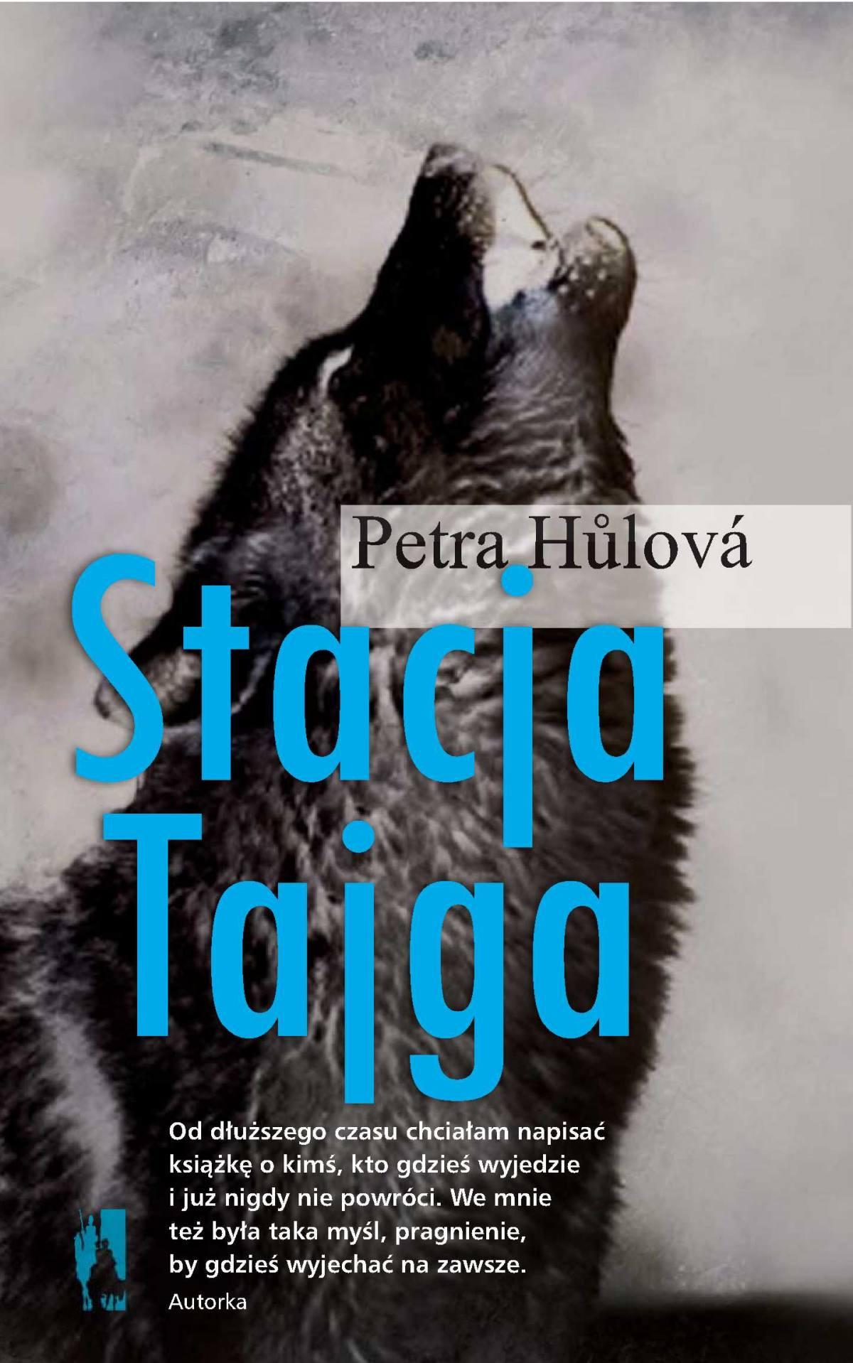 Stacja Tajga - Ebook (Książka na Kindle) do pobrania w formacie MOBI