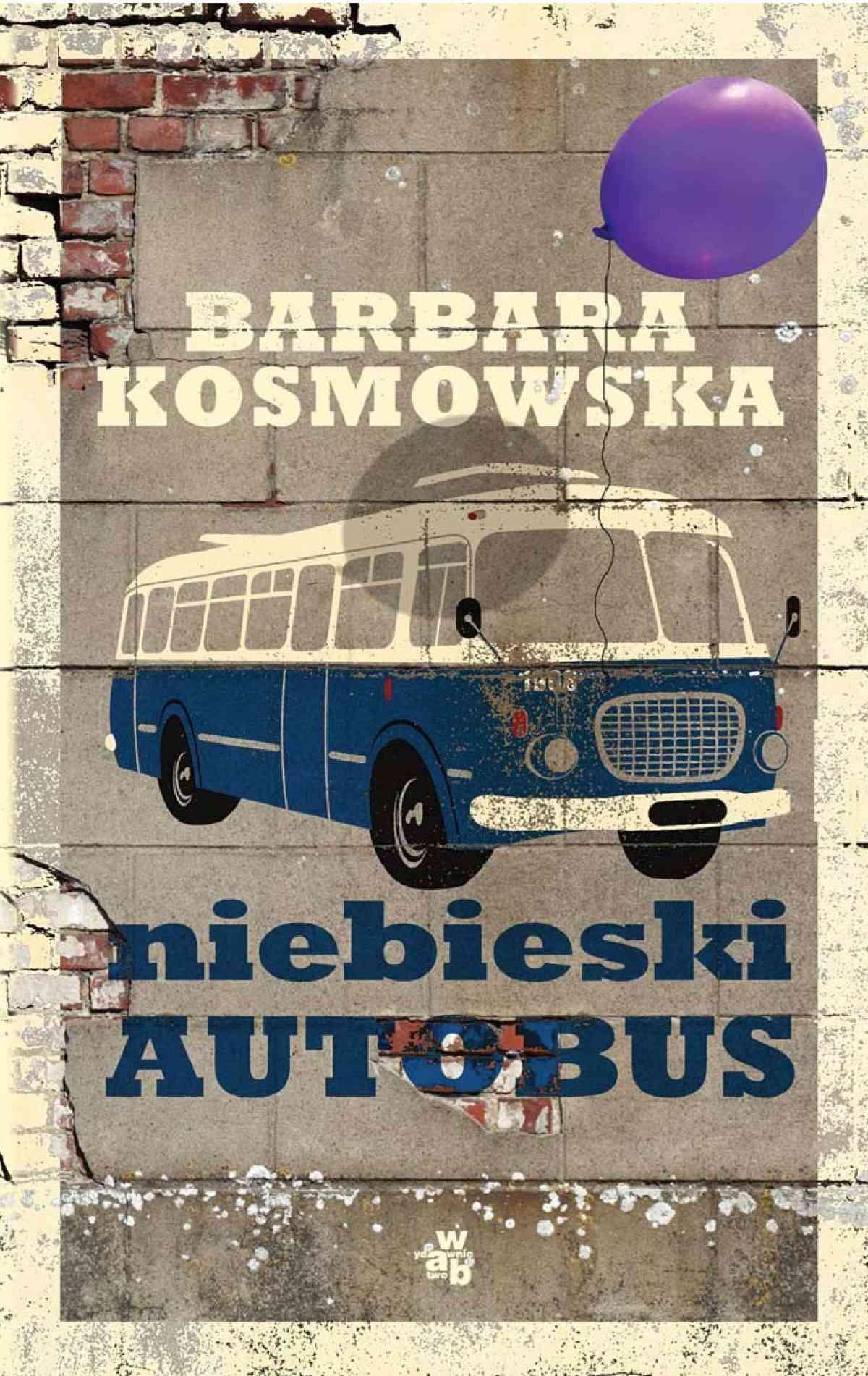 Niebieski autobus - Ebook (Książka na Kindle) do pobrania w formacie MOBI