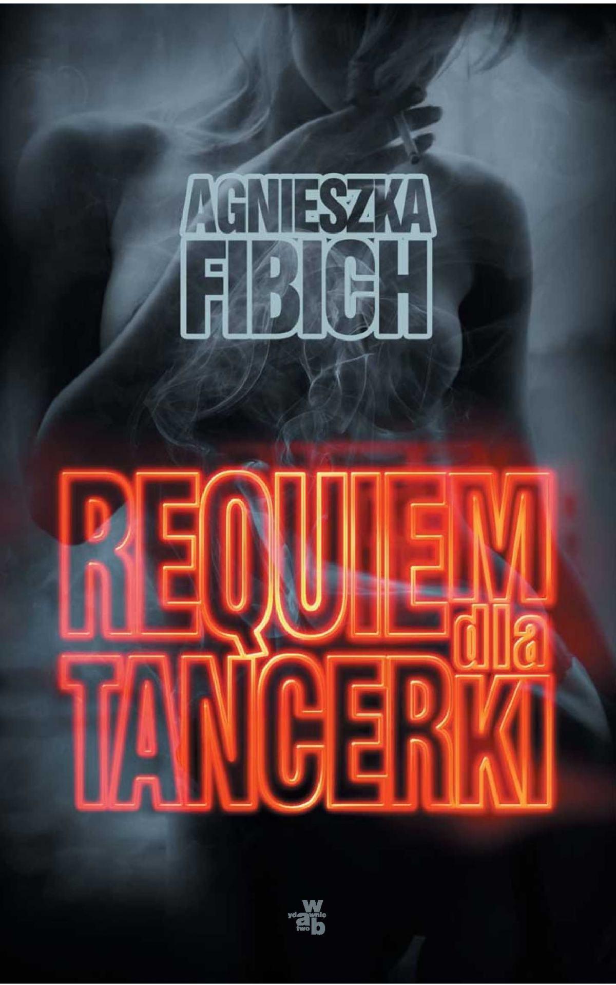 Requiem dla tancerki - Ebook (Książka na Kindle) do pobrania w formacie MOBI