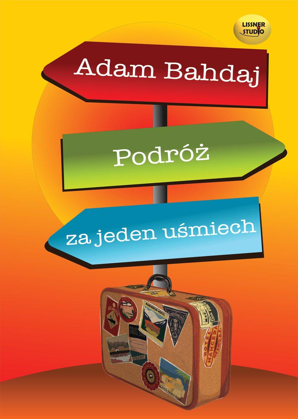Podróż za jeden uśmiech - Audiobook (Książka audio MP3) do pobrania w całości w archiwum ZIP