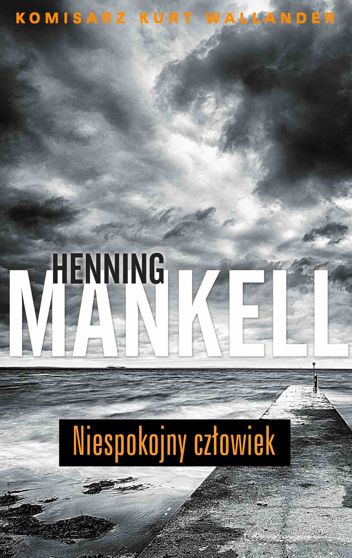 Niespokojny człowiek - Ebook (Książka na Kindle) do pobrania w formacie MOBI
