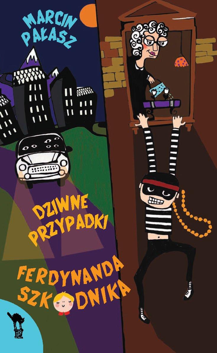 Dziwne przypadki Ferdynanda Szkodnika - Ebook (Książka na Kindle) do pobrania w formacie MOBI