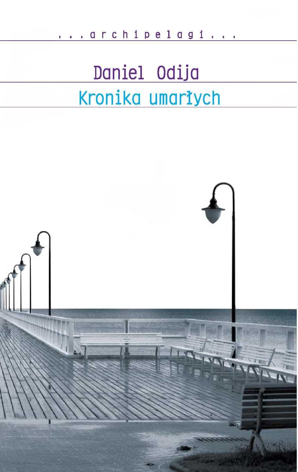 Kronika umarłych - Ebook (Książka na Kindle) do pobrania w formacie MOBI