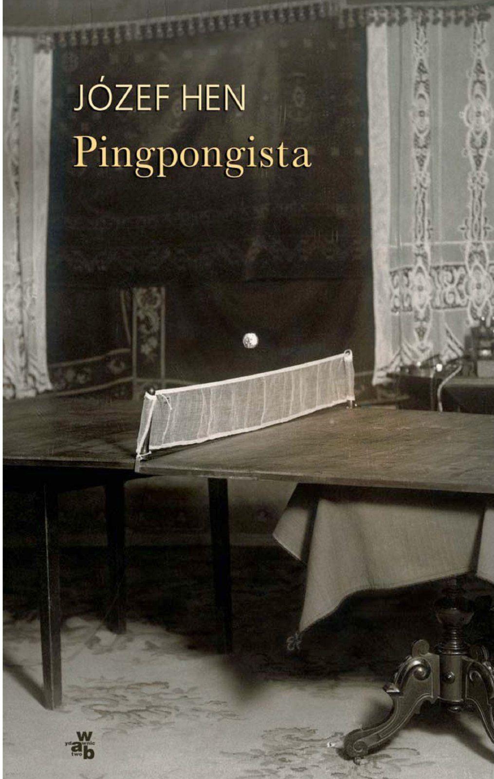 Pingpongista - Ebook (Książka na Kindle) do pobrania w formacie MOBI