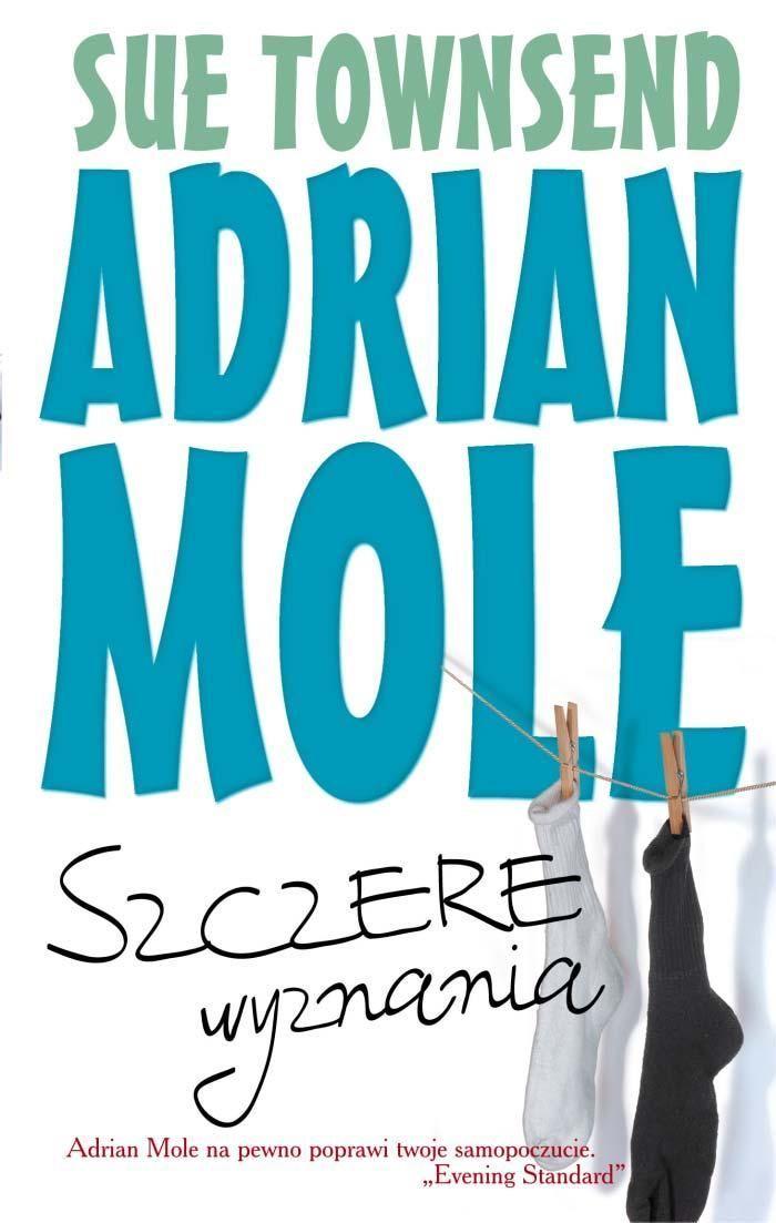 Adrian Mole. Szczere wyznania - Ebook (Książka na Kindle) do pobrania w formacie MOBI
