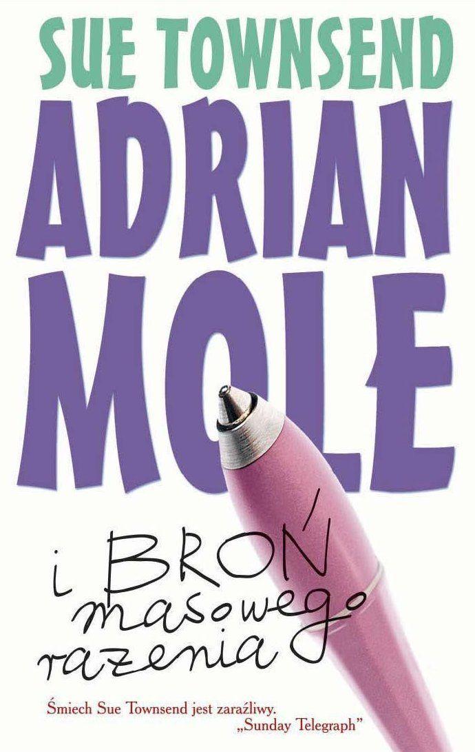 Adrian Mole i broń masowego rażenia - Ebook (Książka na Kindle) do pobrania w formacie MOBI