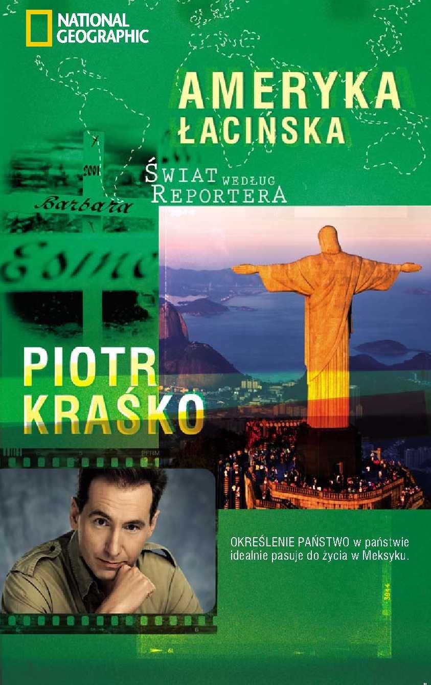 Świat według reportera. Ameryka Łacińska - Ebook (Książka na Kindle) do pobrania w formacie MOBI