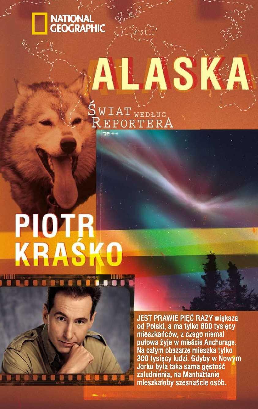 Świat według reportera. Alaska - Ebook (Książka na Kindle) do pobrania w formacie MOBI