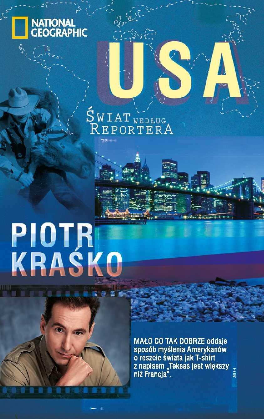 Świat według reportera. USA - Ebook (Książka na Kindle) do pobrania w formacie MOBI