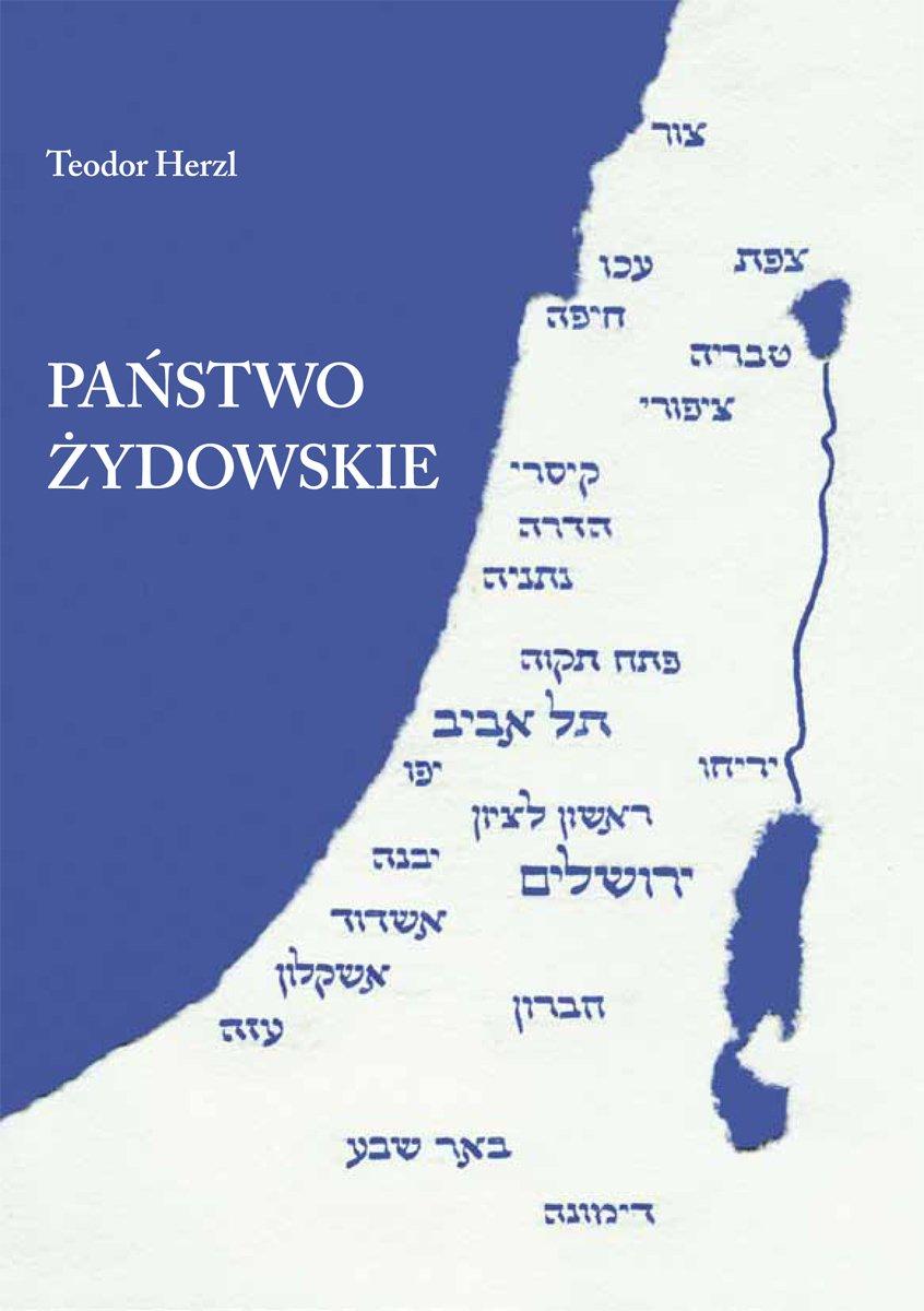 Państwo żydowskie - Ebook (Książka PDF) do pobrania w formacie PDF