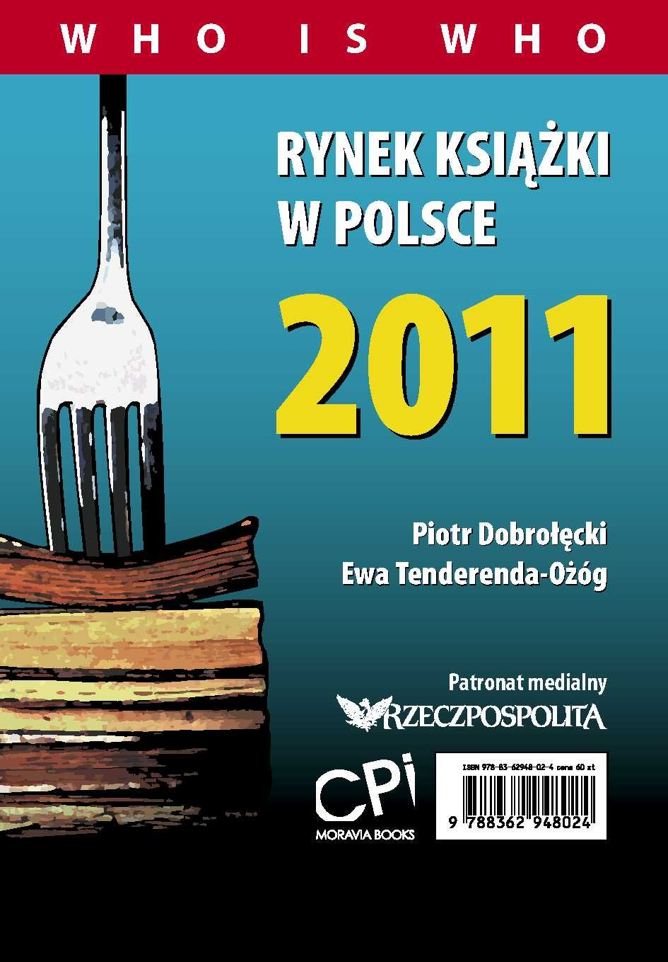 Rynek książki w Polsce 2011. Who is who - Ebook (Książka PDF) do pobrania w formacie PDF
