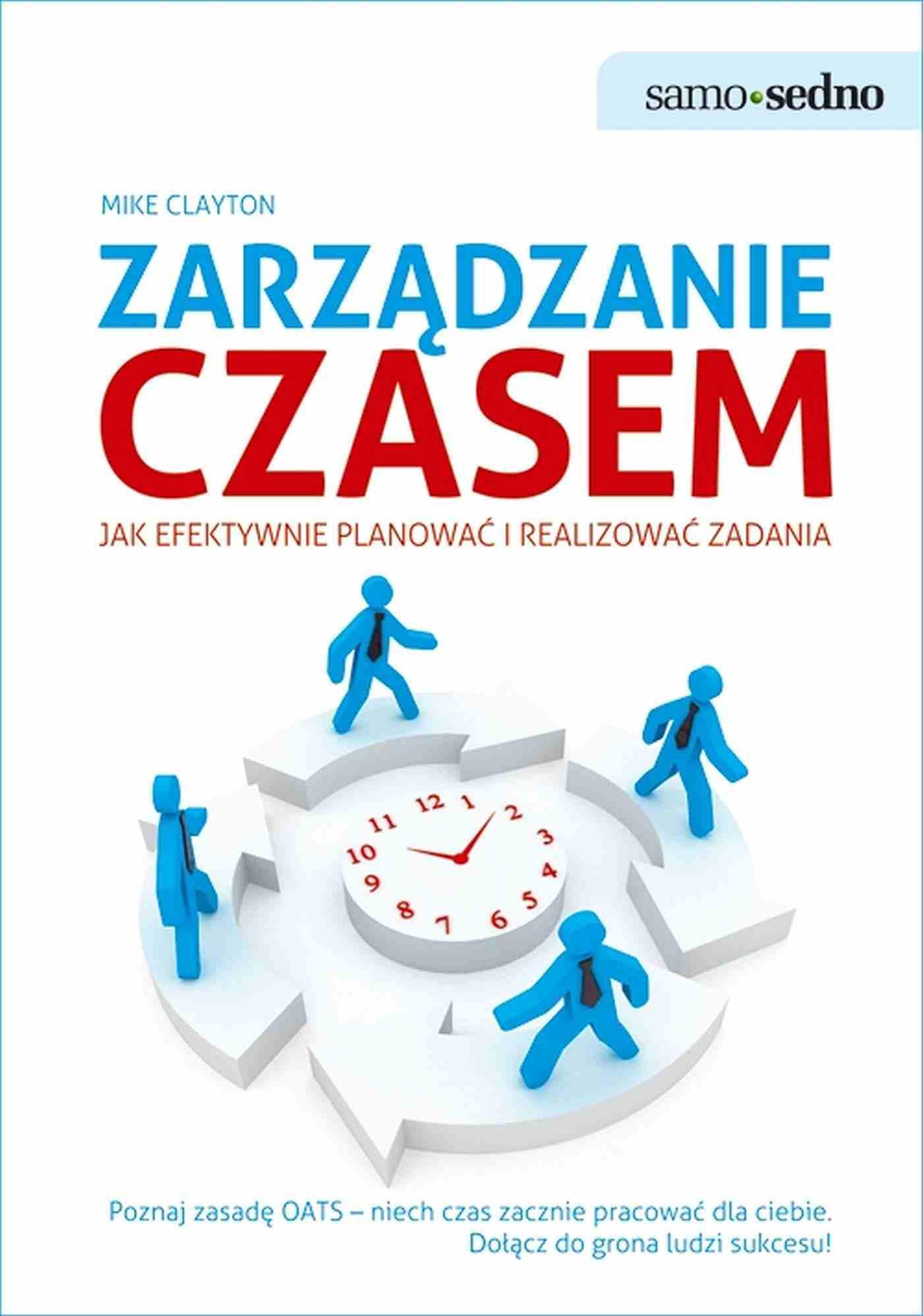 Zarządzanie czasem - Ebook (Książka EPUB) do pobrania w formacie EPUB