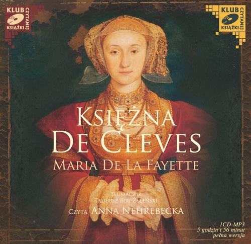 Księżna de Cleves - Audiobook (Książka audio MP3) do pobrania w całości w archiwum ZIP
