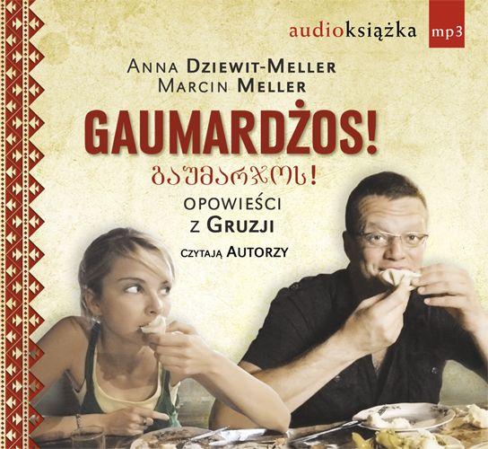 Gaumardżos - Audiobook (Książka audio MP3) do pobrania w całości w archiwum ZIP