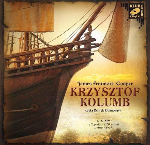 Krzysztof Kolumb - Audiobook (Książka audio MP3) do pobrania w całości w archiwum ZIP