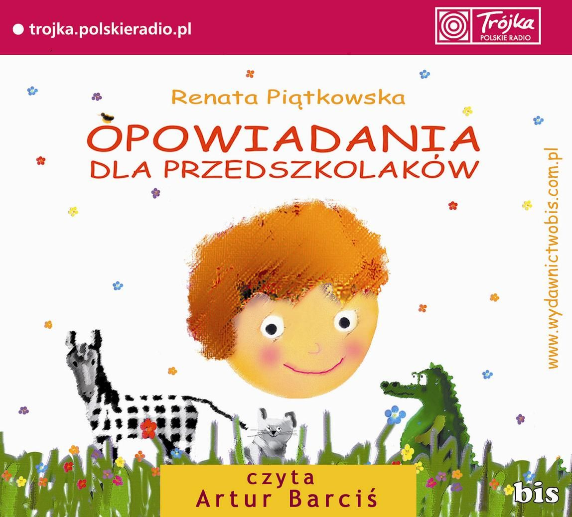 Opowiadania dla przedszkolaków - Audiobook (Książka audio MP3) do pobrania w całości w archiwum ZIP