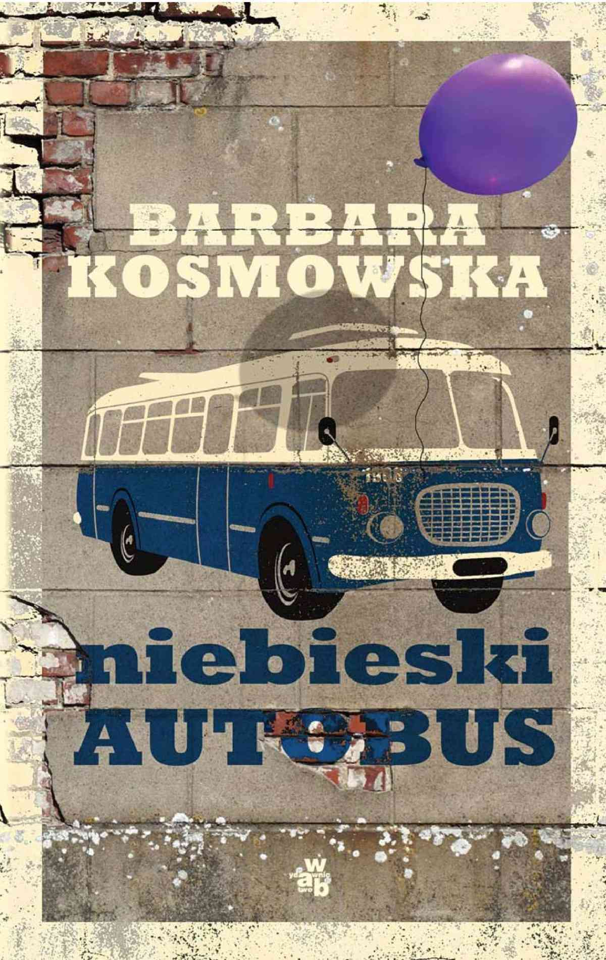 Niebieski autobus - Ebook (Książka EPUB) do pobrania w formacie EPUB