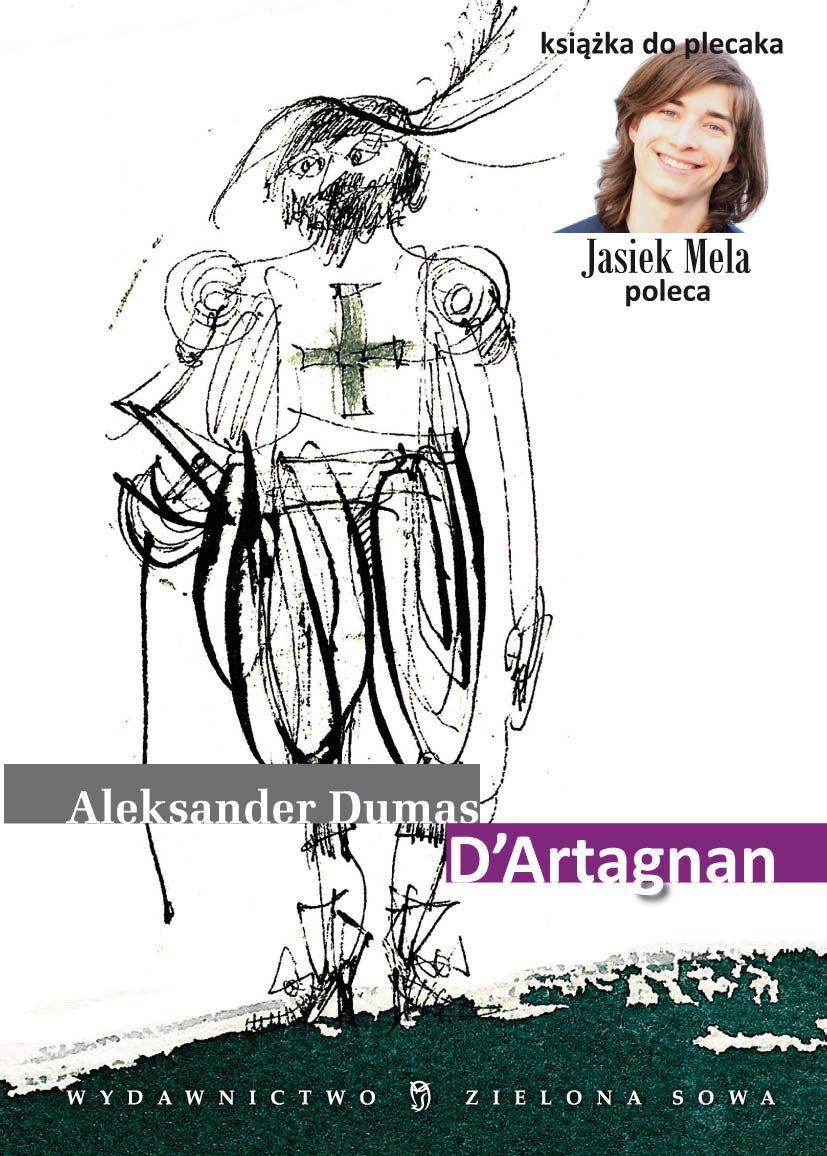 D'Artagnan - Ebook (Książka EPUB) do pobrania w formacie EPUB