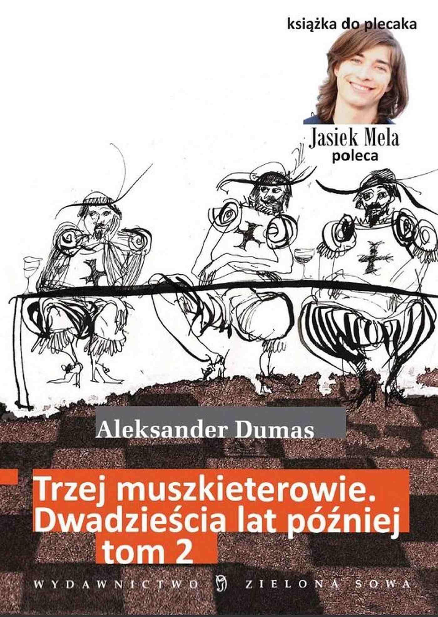 Trzej muszkieterowie. 20 lat później. Tom II - Ebook (Książka EPUB) do pobrania w formacie EPUB