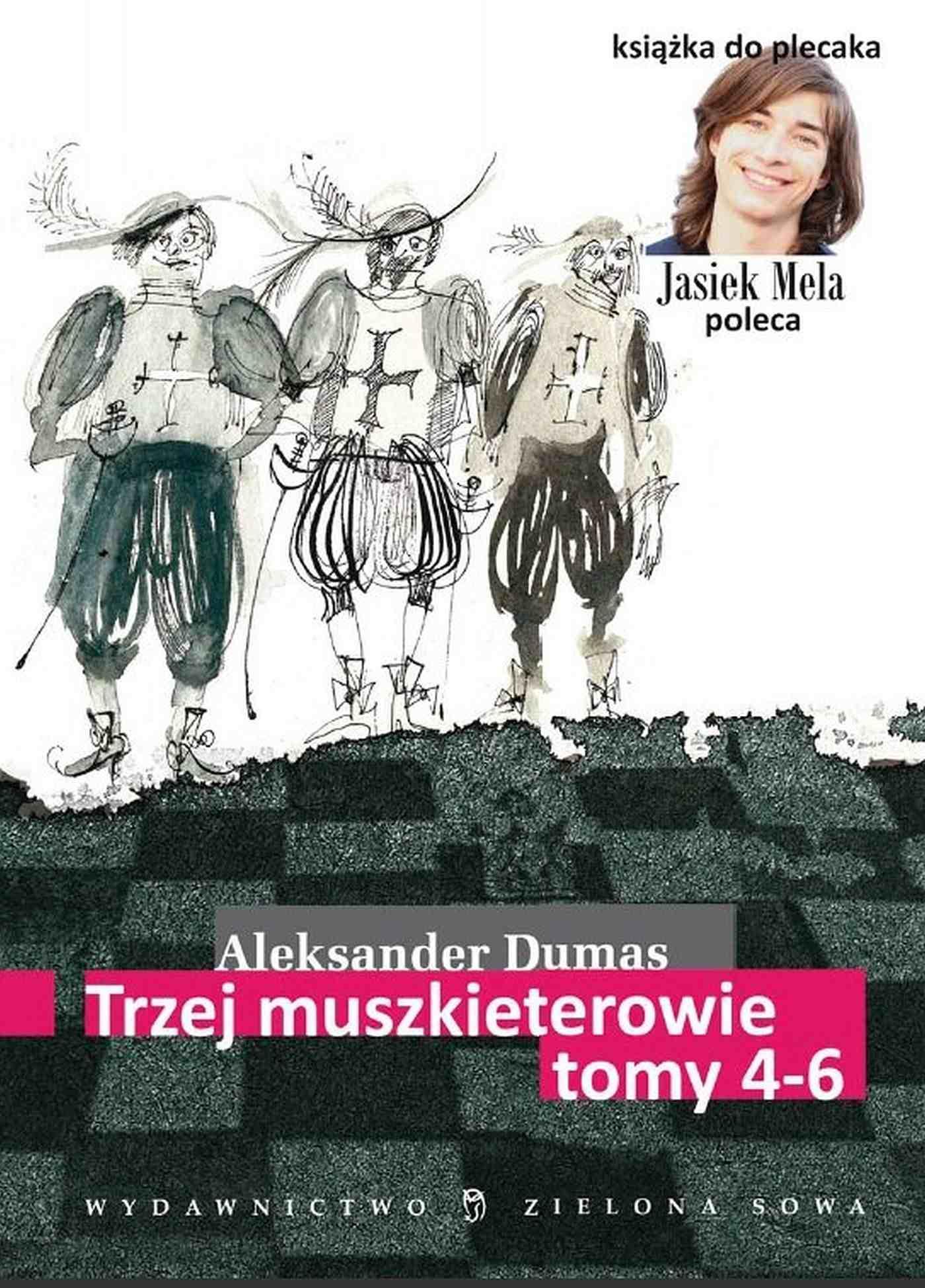 Trzej muszkieterowie. Tom IV-VI - Ebook (Książka EPUB) do pobrania w formacie EPUB
