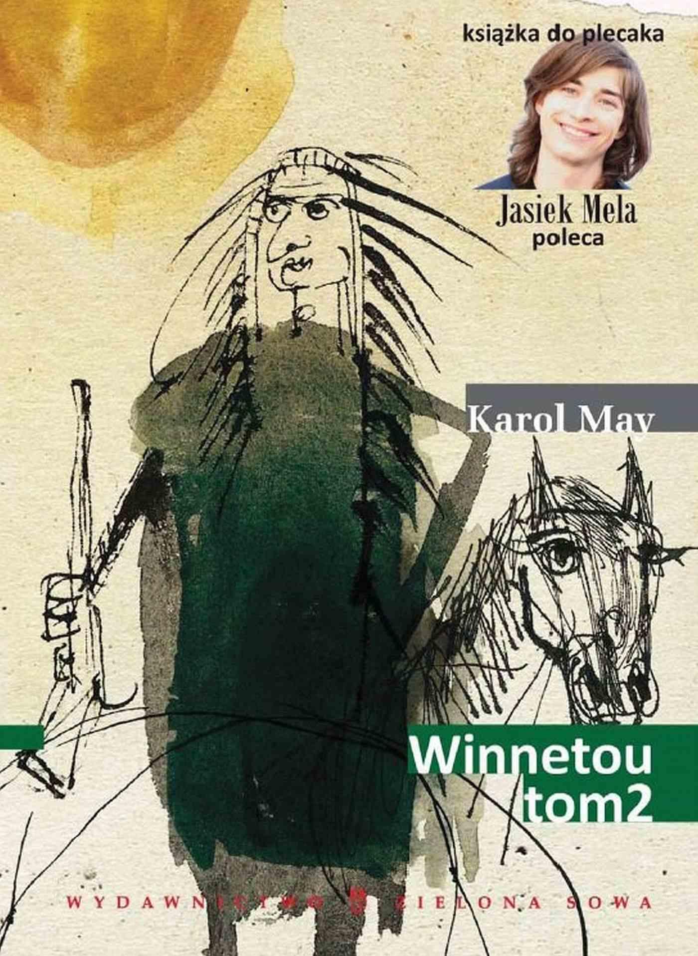 Winnetou. Tom II - Ebook (Książka EPUB) do pobrania w formacie EPUB