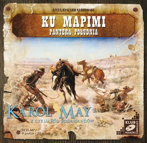 Ku Mapimi. Pantera Południa. - Audiobook (Książka audio MP3) do pobrania w całości w archiwum ZIP