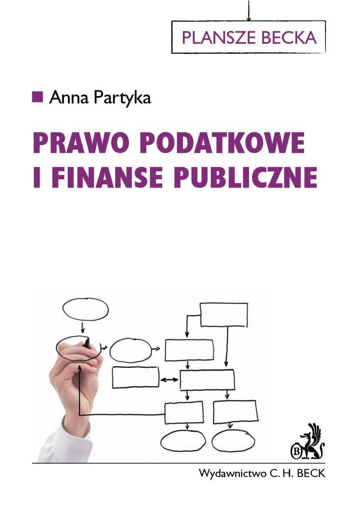 Prawo podatkowe i finanse publiczne - Ebook (Książka PDF) do pobrania w formacie PDF
