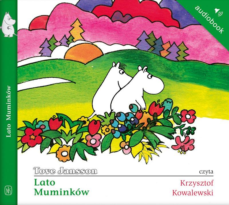 Lato Muminków - Audiobook (Książka audio MP3) do pobrania w całości w archiwum ZIP