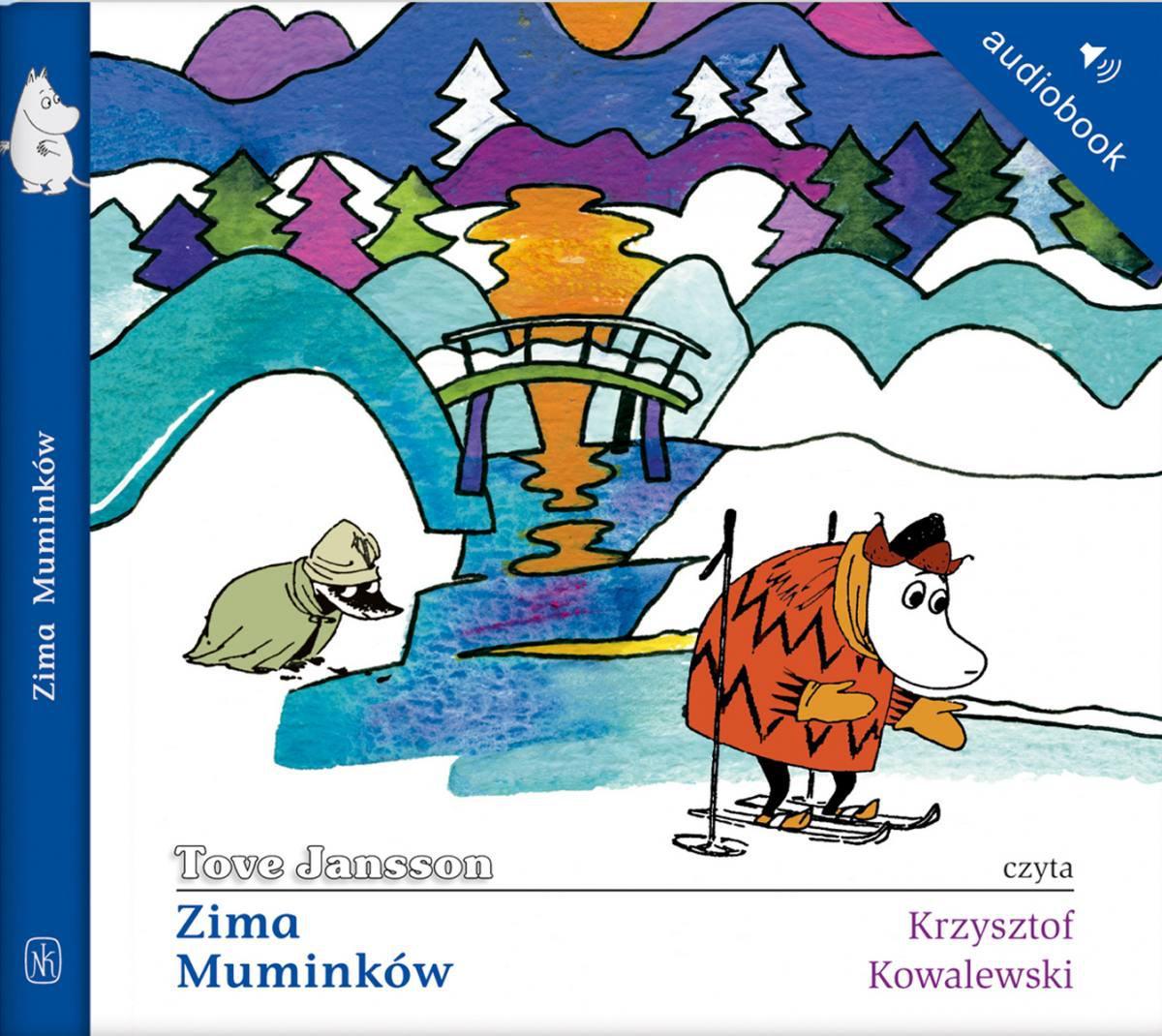 Zima Muminków - Audiobook (Książka audio MP3) do pobrania w całości w archiwum ZIP