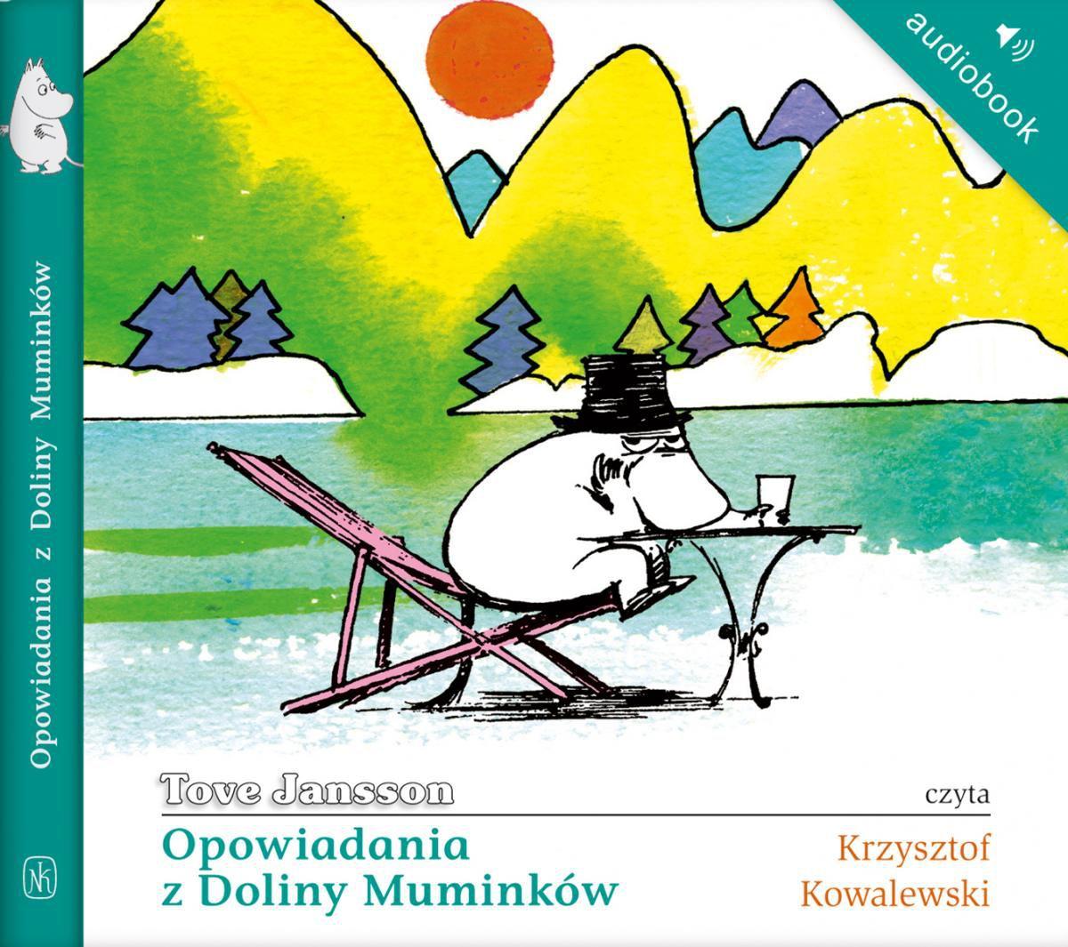 Opowiadania z Doliny Muminków - Audiobook (Książka audio MP3) do pobrania w całości w archiwum ZIP