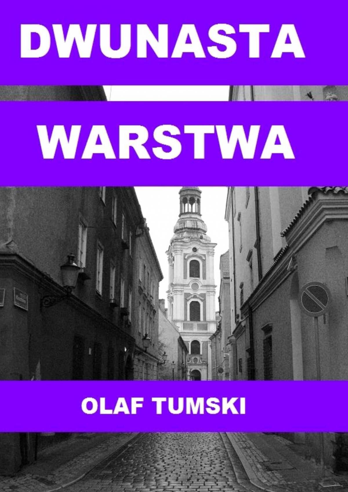 Dwunasta warstwa - Ebook (Książka PDF) do pobrania w formacie PDF