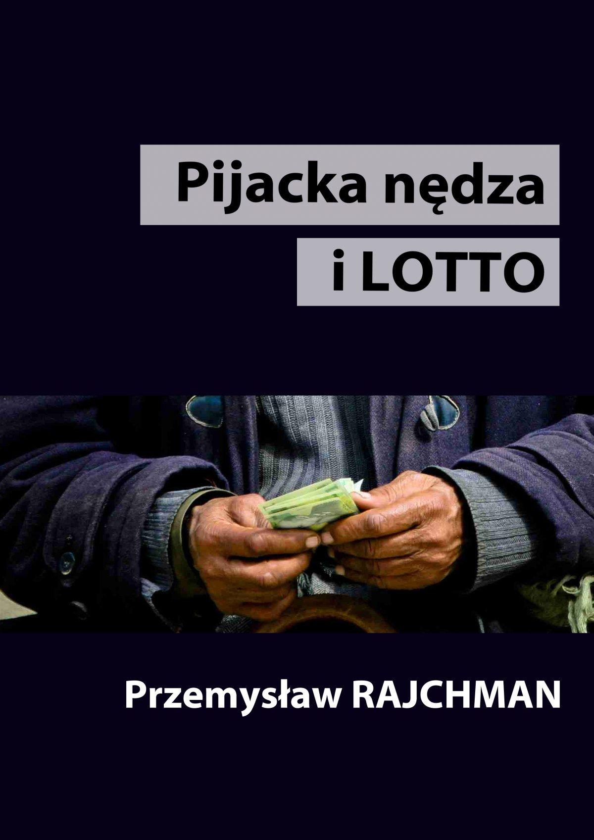 Pijacka nędza i lotto - Ebook (Książka PDF) do pobrania w formacie PDF