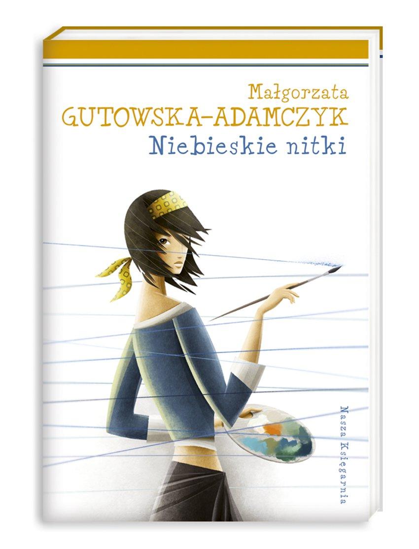 Niebieskie nitki - Ebook (Książka na Kindle) do pobrania w formacie MOBI