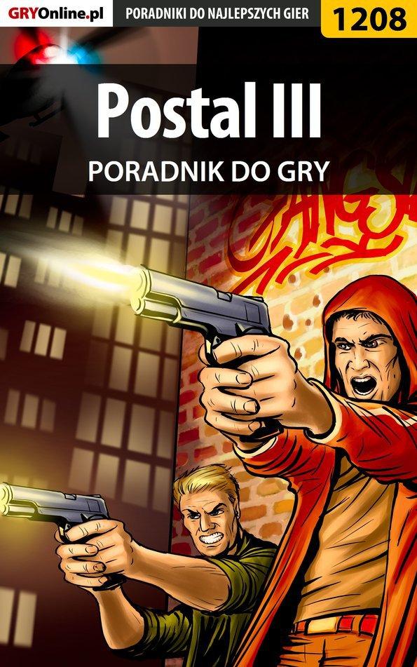 Postal III - poradnik do gry - Ebook (Książka PDF) do pobrania w formacie PDF