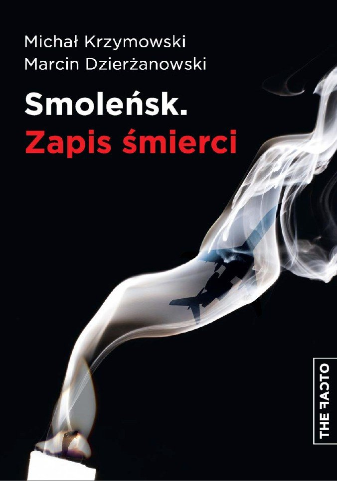 Smoleńsk. Zapis śmierci - Ebook (Książka EPUB) do pobrania w formacie EPUB