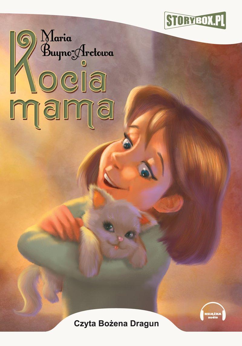 Kocia mama - Audiobook (Książka audio MP3) do pobrania w całości w archiwum ZIP