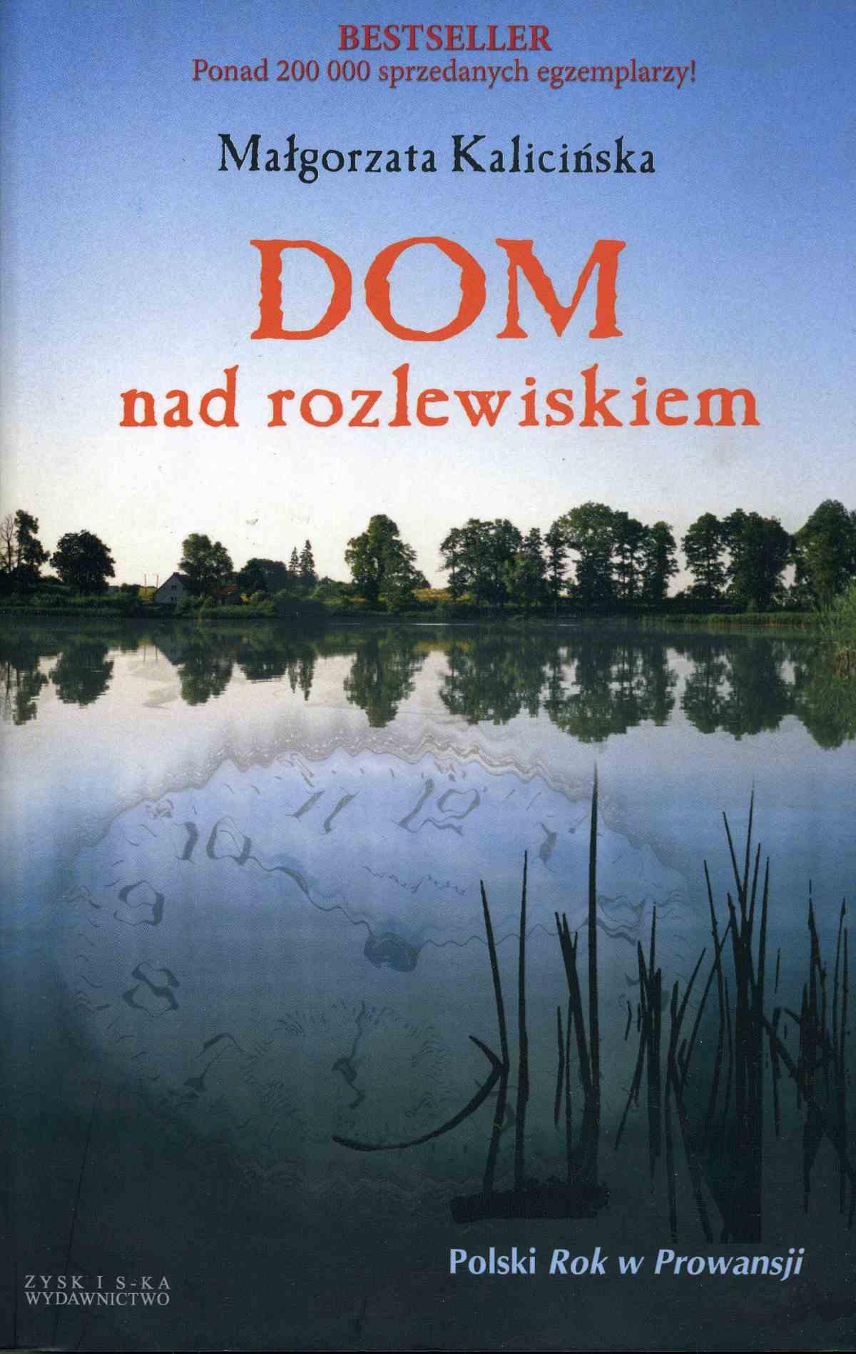 Dom nad rozlewiskiem - Ebook (Książka na Kindle) do pobrania w formacie MOBI