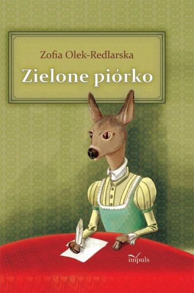 Zielone piórko - Ebook (Książka PDF) do pobrania w formacie PDF