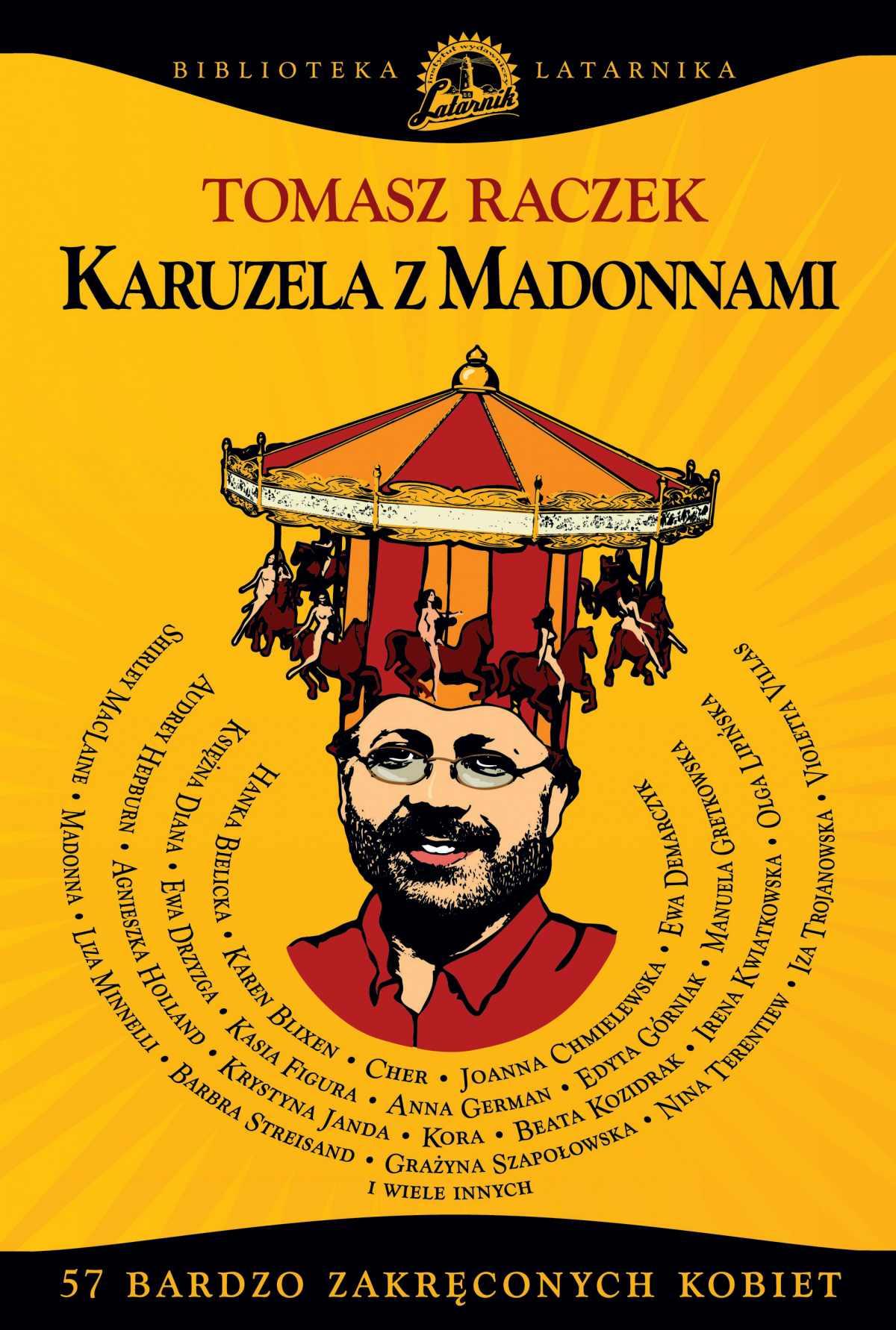 Karuzela z madonnami - Ebook (Książka na Kindle) do pobrania w formacie MOBI