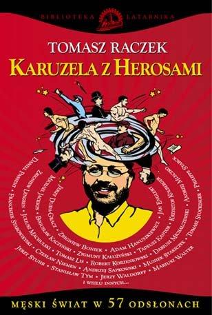 Karuzela z herosami - Ebook (Książka na Kindle) do pobrania w formacie MOBI