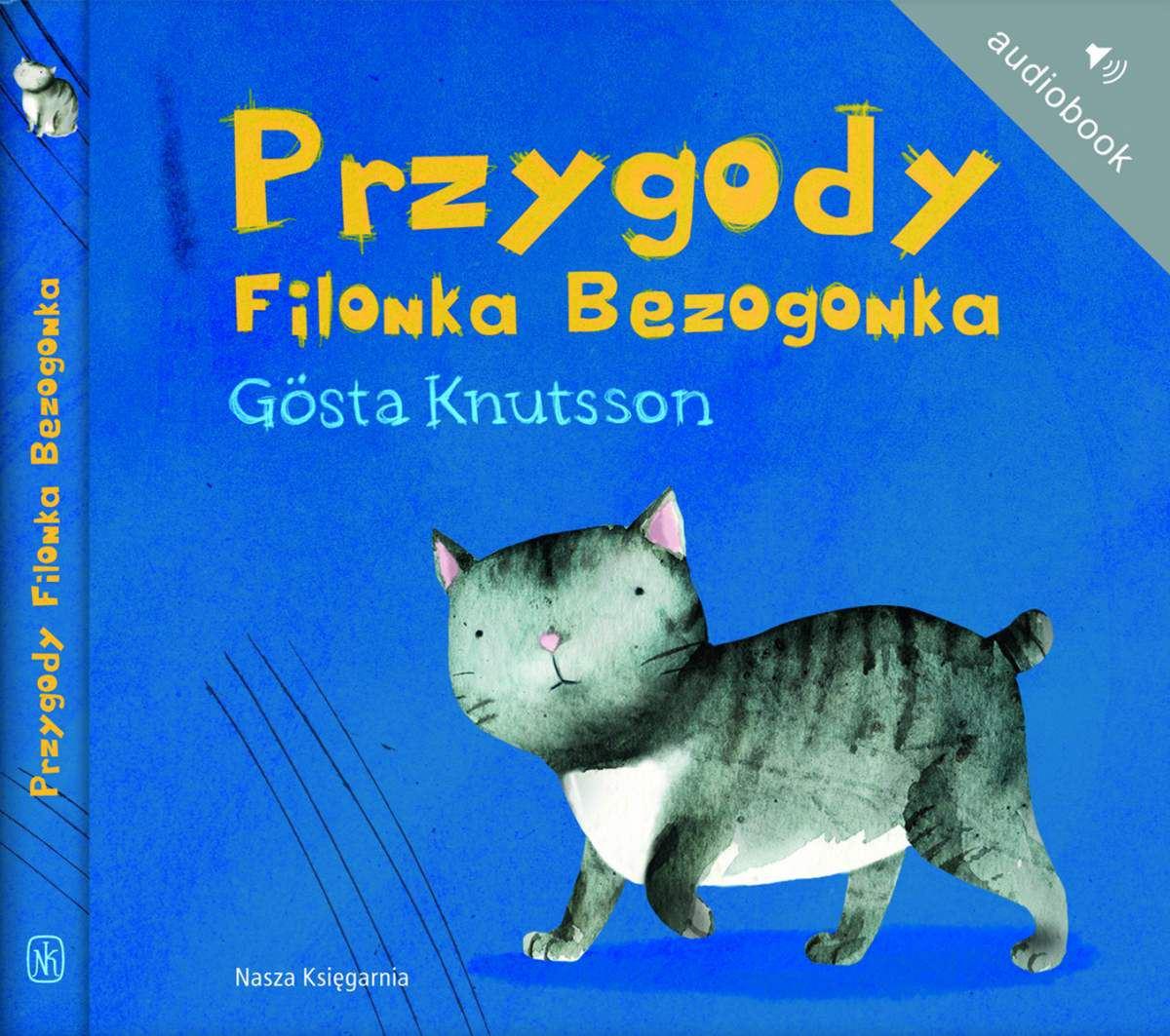 Przygody Filonka Bezogonka - Audiobook (Książka audio MP3) do pobrania w całości w archiwum ZIP