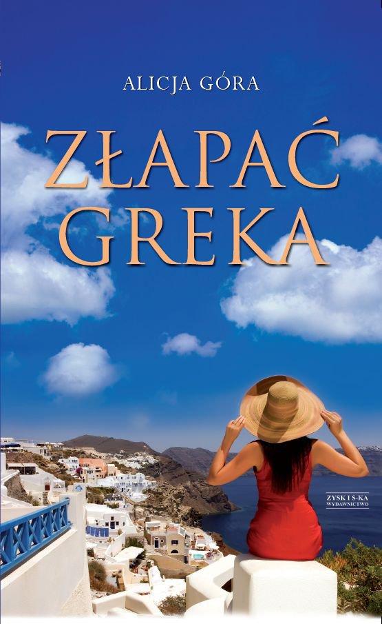 Złapać Greka - Ebook (Książka na Kindle) do pobrania w formacie MOBI