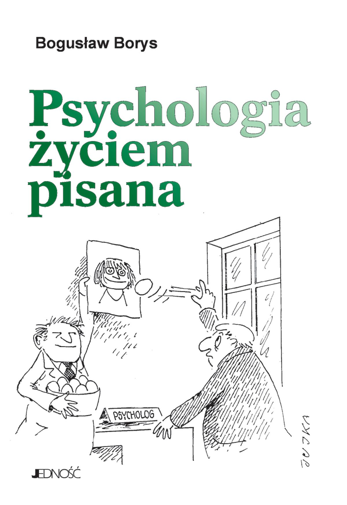 Psychologia życiem pisana - Ebook (Książka EPUB) do pobrania w formacie EPUB