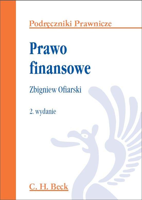 Prawo finansowe - Ebook (Książka PDF) do pobrania w formacie PDF